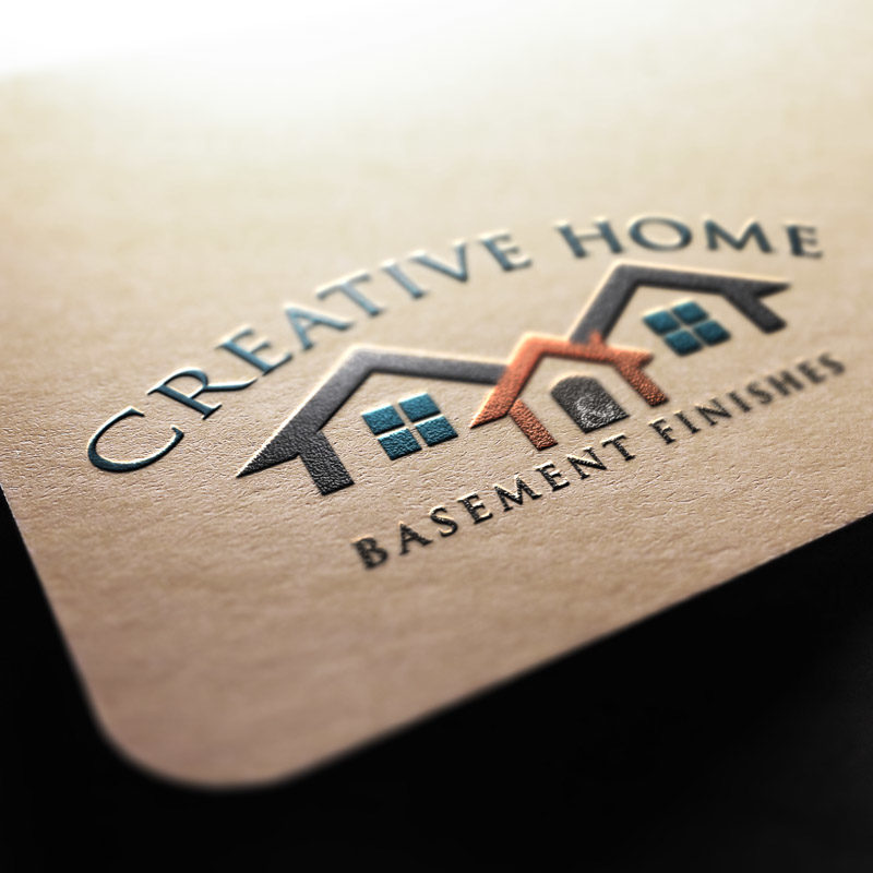 Creative Home & Basement Finishes